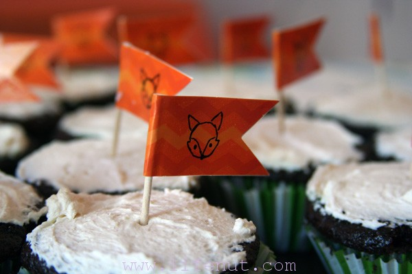 little fox flags