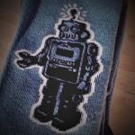Danke, Herr Roboter