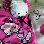 Here are a few more Hello Kitty items I collected this morning in about 4 seconds.