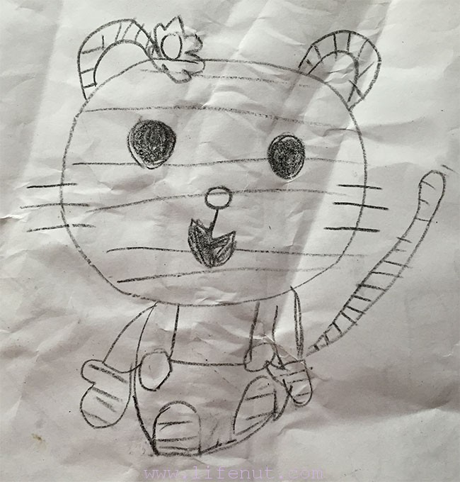 by Beatrix, age 8
