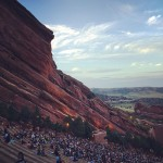 Red Rocks. No Bono.