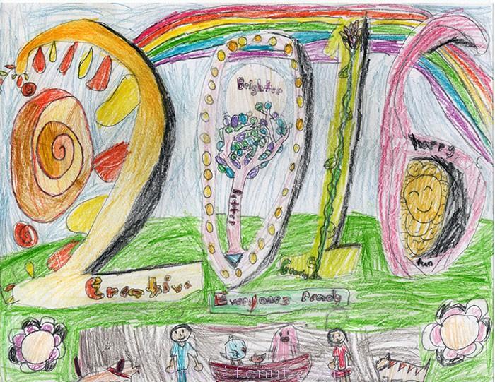 by Beatrix, age 9